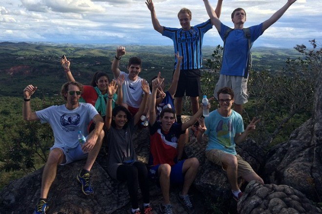 The Third Cohort Returns From their Capstone Year in Brazil