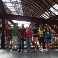 Cohort 2 travels to São Paulo