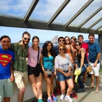 Cohort 2 goes to Rio de Janeiro