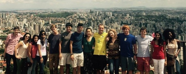 Cohort 3 goes to Belo Horizonte, MG