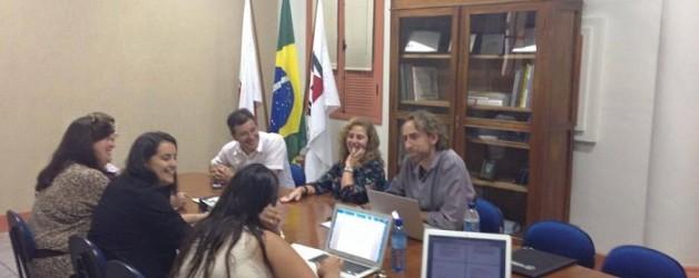 PFP Director site visit