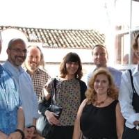 Language Flagship Delegation from Washington-DC Visits São João del-Rey