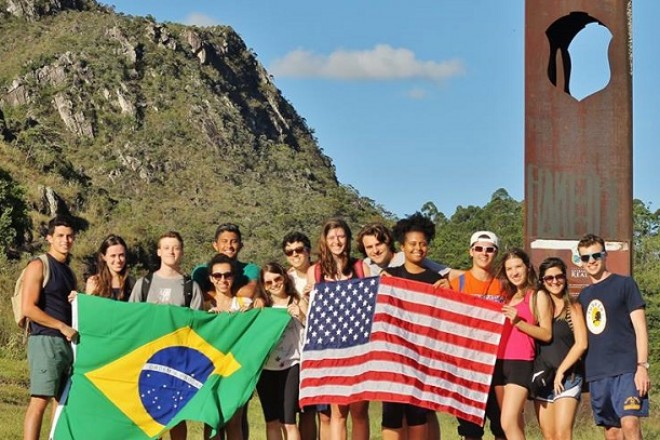Fifth Cohort in Brazil for their Capstone Year
