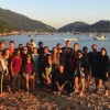 Summer 2018 in Florianópolis.