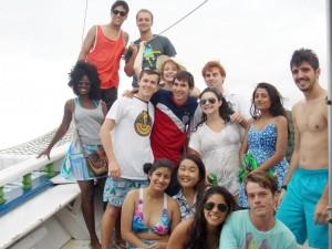 Cohort 3 in Petropolis and Rio 19