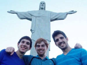 Cohort 3 in Petropolis and Rio 23