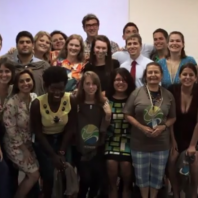 Cohort 1 completes internships in a variety of organizations
