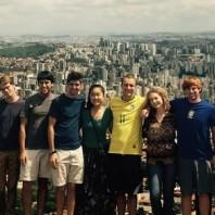 Cohort 3 goes to Belo Horizonte, MG