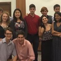 Cohort 3 – Year-End Capstone Internship Meeting