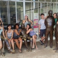 Cohort 4 Visits São Paulo