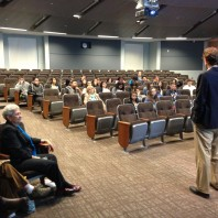 High School Students Get to Know PFP